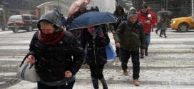 美國東北部面臨特大暴風雪