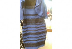 請告訴我這條裙是什麼顏色?