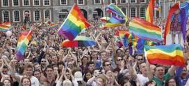 愛爾蘭全民投票將同性戀婚姻合法化