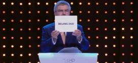 北京獲2022冬奧主辦權