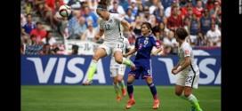 美國女足世界盃復仇日本,5-2奪冠
