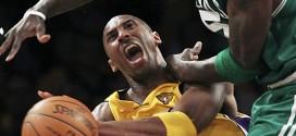 洛杉磯湖人隊超級球星科比·布萊恩特(Kobe Bryant) 宣佈退休