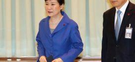 樸槿惠遭彈劾停權 國務總理黃教安成代總統