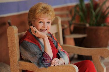 隨女兒而去,影星Debbie Reynolds去世