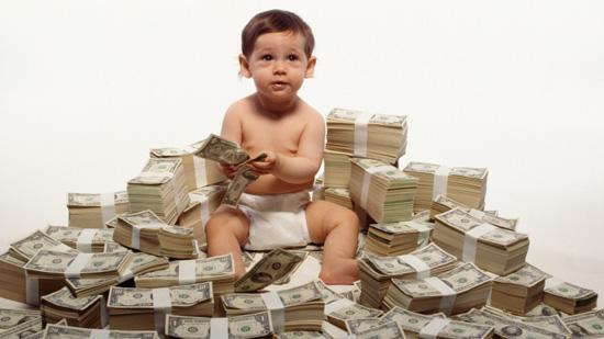 美國中産階級養孩子17年平均要花23萬美元