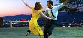 電影La La Land 及 Moonlight奪金球獎