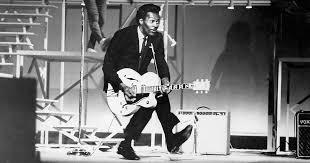 名歌星Chuck Berry去世