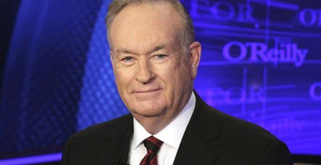 Bill O'Reilly離開福斯新聞頻道