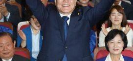 文在寅宣布勝選 誓成所有韓國人的總統