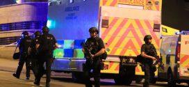 英國曼徹斯特音樂廳發生爆炸