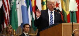 川普總統呼籲穆斯林國家聯合反恐