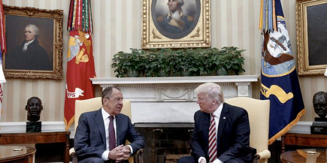 美媒體指川普總統泄密