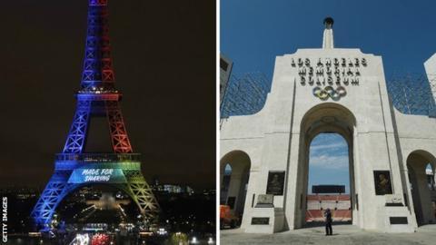 洛杉磯要辦奧運了! 不是2024就是2028