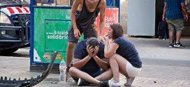 巴塞羅那發生恐怖襲擊