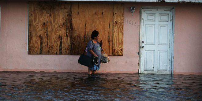 艾瑪颶風減弱為熱帶風暴