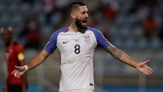 美國足球隊無緣世界盃