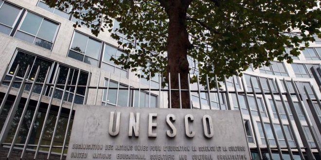 美國今天宣布,將退出聯合國教科文組織(UNESCO)