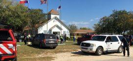 德州教堂發生槍擊事件