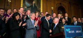 國會眾議院通過稅改案