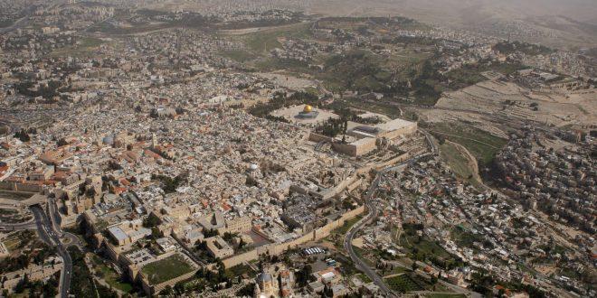川普總統將宣布耶路撒冷為以色列首都