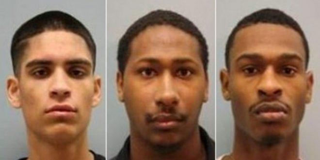休斯敦警方逮捕槍殺華裔夫婦的3名嫌犯