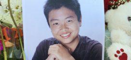 數萬民眾呼籲以榮譽軍禮安葬校園槍擊案華裔學生