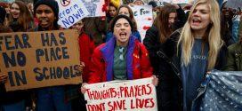 學生為槍管赴白宮抗議 下月遊行籲立法