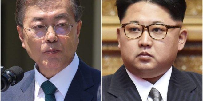 南北韓4月底峰會 平壤願討論非核化