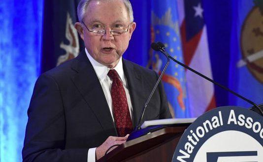 聯邦司法部指加州違法庇護非法移民