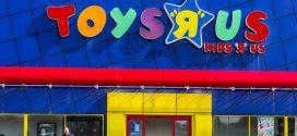 玩具反斗城全美賣場 將關閉或出售