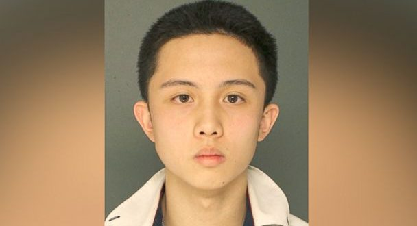 """台灣交換學生在賓夕法尼亞州因涉嫌""""威脅要射殺""""高中而被捕:警方"""