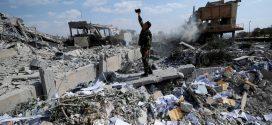 川普告訴國會:空襲敘利亞符合美國重大利益