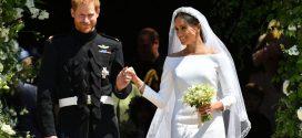 哈利王子迎娶梅根馬克爾