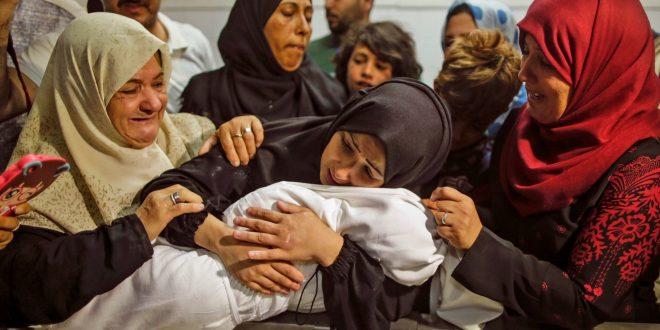 以巴衝突最血腥日 全球譴責之聲四起