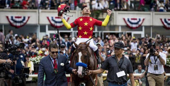 中國馬主賽駒「正義」奪得美國三冠王