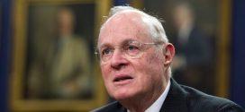 最高法院大法官Kennedy宣佈退休