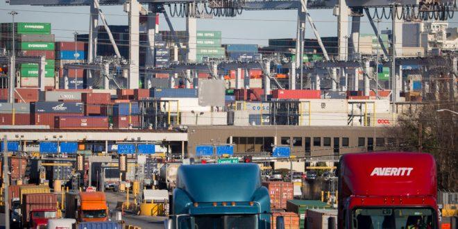 中美貿易戰開打