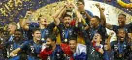 世界杯足球賽法國奪冠