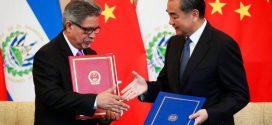 薩爾瓦多宣布與台灣斷交、和中國建交